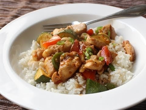 Food Wishes Recipes – Chicken Stir-Fry Recipe – Kung Wow Chicken – Easy Kung Pao Chicken for Beginners