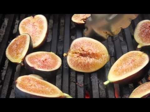 Food Wishes Recipes – Burrata Bruschetta with Grilled Figs Recipe – Burrata Cheese Bruschetta with Figs