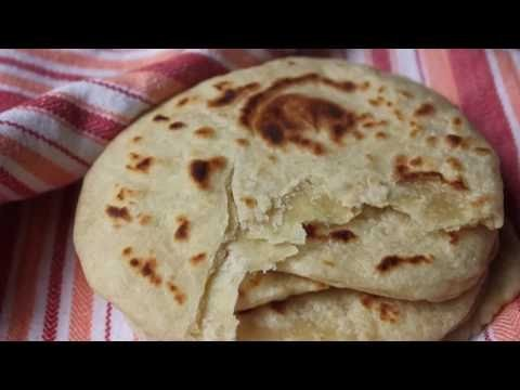 Fresh Flour Tortillas! – Homemade Flatbread Recipe – Make Your Own Wraps!