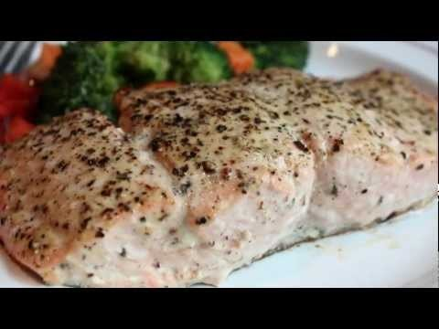 Baked Lemon Pepper Salmon Recipe – How to Bake Salmon