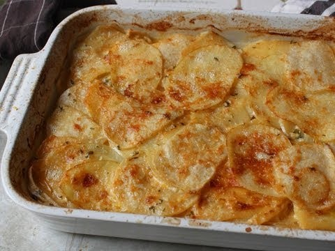 Root Vegetable Gratin Recipe – Easy Root Vegetable Casserole Side Dish