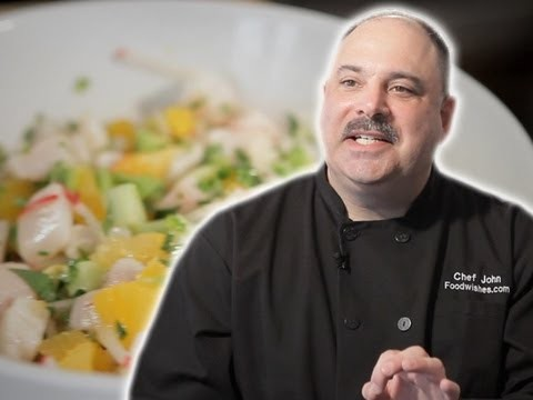 Get to Know Chef John from Food Wishes