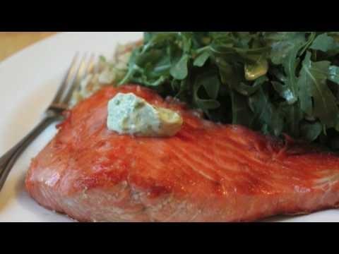 Food Wishes Recipes – Cast Iron Seared Salmon Recipe – Crispy Seared Salmon Filet