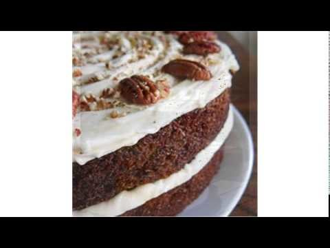 carrot cake food wishes