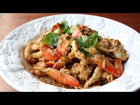 Singapore Chili Crabs Recipe – Crab with Sweet & Spicy Chili Sauce
