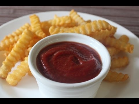Homemade Ketchup – Copycat Ketchup Recipe That Tastes Like a Famous Brand!