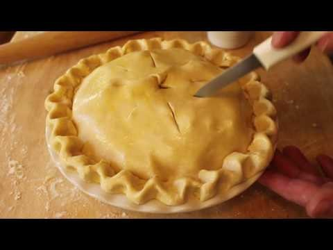 Food Wishes Recipes – How to Make Pie Dough – Pie Crust Recipe