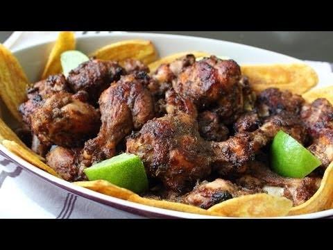 Jerk Chicken Wings – Spicy Jamaican Jerk Hot Wings Recipe