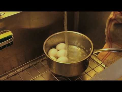 Food Wishes Recipes – How to Make Perfect Hard Boiled Eggs – Perfect Easter Eggs