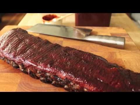 Baby Back Ribs Recipe – Baked BBQ Baby Back Ribs – Winter Barbecue Ribs