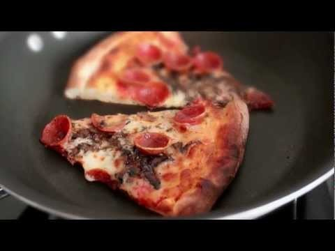 Magic Pizza Reheat Method! – How to Get Crispy Crust on Leftover Pizza!