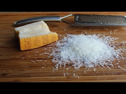 The Great Parmesan Experiment! – Yes, Even You Can Afford It