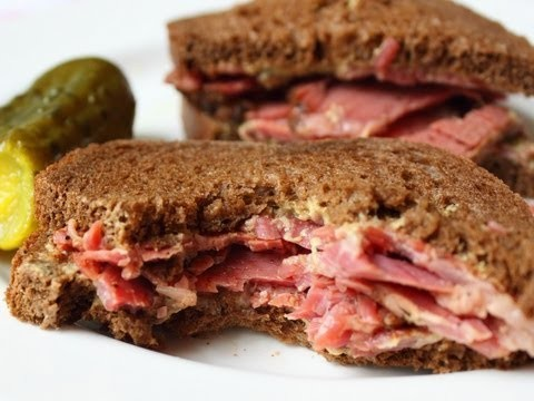 Easy Homemade Pastrami – How to Turn Corned Beef Into Pastrami