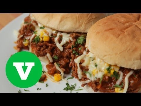 Sloppy Joe | Good Food Good Times World Cup 2014 Special S02E2/8