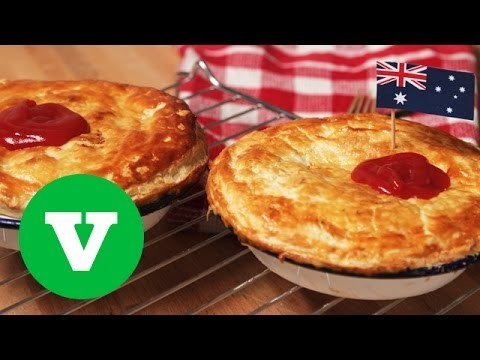 Meat Pie | Good Food Good Times World Cup 2014 Special S02E3/8