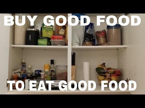 Buy Good Food to Eat Good Food