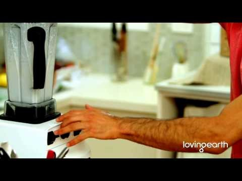 How To Make Easy Raw Food Recipes : Making Desserts