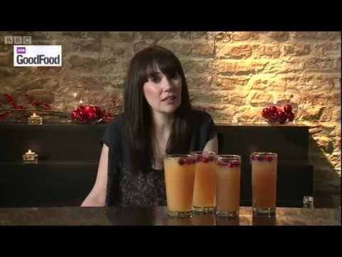 How to make Orange and Cranberry Spritzer – GoodFood.com – BBC Food