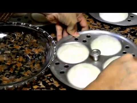 How to Make Soft Idlis South Indians Food Recipes