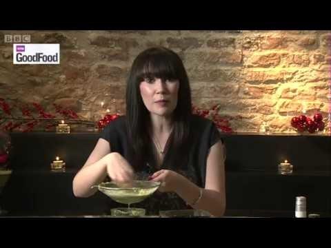 How to make Cucumber and Elder Flower Sprtizer – GoodFood.com – BBC Food