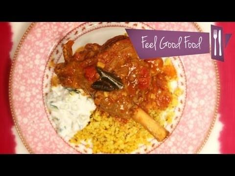 LOW CARB LAMB: FEEL GOOD FOOD