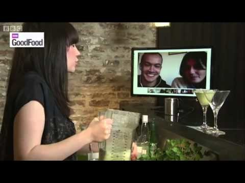 How to make Frozen Lychee and Mint Cocktail – GoodFood.com – BBC Food