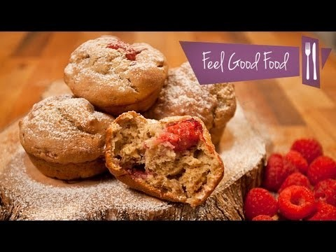 SKINNY MUFFINS: FEEL GOOD FOOD