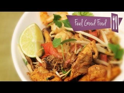 SINGAPORE NOODLES: FEEL GOOD FOOD