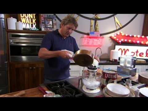 How to make baked alaska
