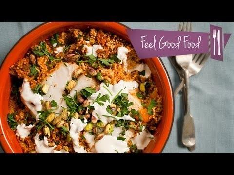 MOROCCAN FISH BAKE: FEEL GOOD FOOD