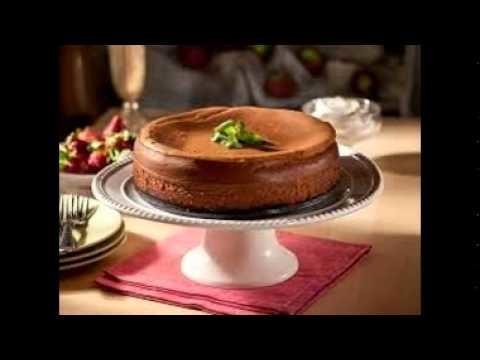 Easy Chocolate Cheese Cake