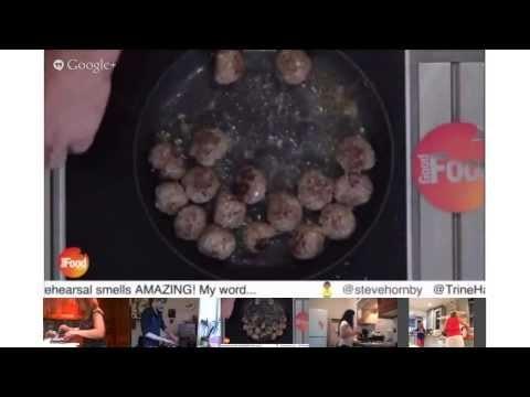 Good Food Presents    Valentine Warner's Scandinavian Supper