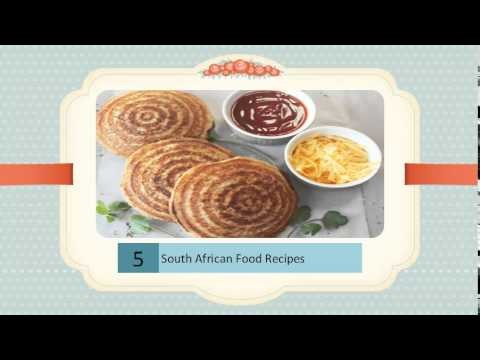South African Food Recipes