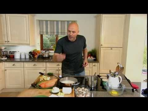 Creamy fish pie – Simon Rimmer