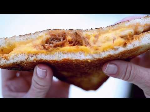 Grilled Cheese Truck – Slow-and-Low Toasted Ultimate Comfort Food – Cooking Channel/Unique Eats