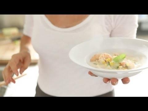 Shrimp Chowder   Everyday Food with Sarah Carey