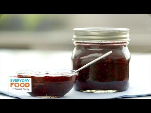 Homemade Mixed Berry Jam – Everyday Food with Sarah Carey