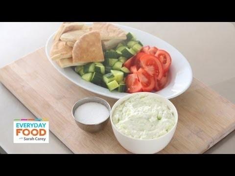 Tzatziki – Everyday Food with Sarah Carey