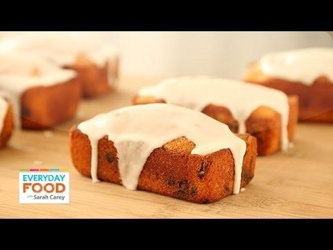 Cranberry-Orange Loaves – Everyday Food with Sarah Carey