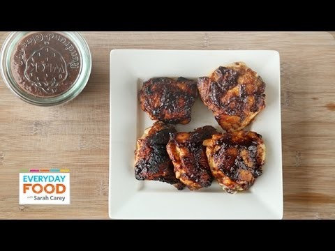 Ancho-Jalapeno Chile Sauce with Chicken Thighs – Everyday Food with Sarah Carey