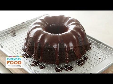 Devil's Food Bundt Cake – Everyday Food with Sarah Carey