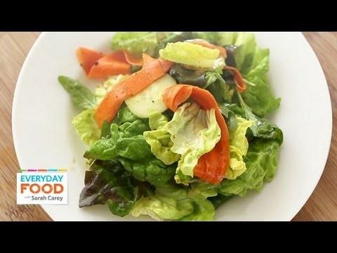 Ultimate Salad Mix with Balsamic Vinaigrette – Everyday Food with Sarah Carey