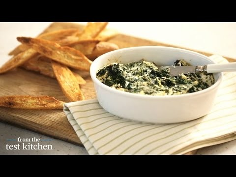 Baked Ricotta and Greens – Everyday Food – From the Test Kitchen