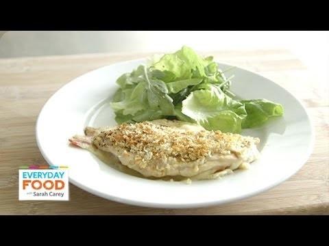 Lighter Chicken Cordon Bleu – Everyday Food with Sarah Carey