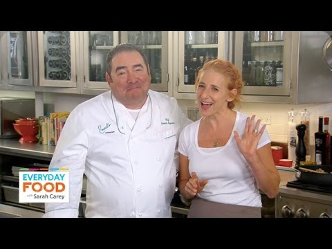 Cooking with Emeril Lagasse! – Everyday Food with Sarah Carey