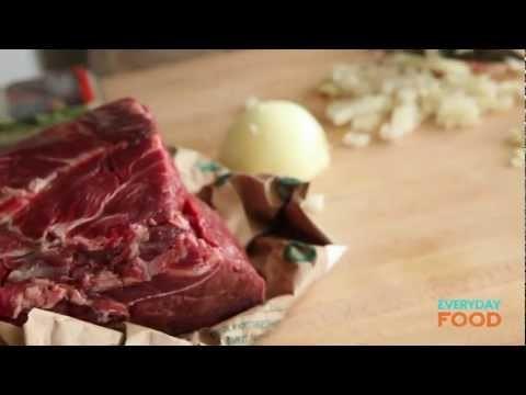 Slow-Cooker Beef Ragù | Everyday Food with Sarah Carey