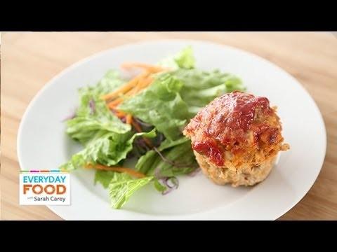 Turkey Meatloaf – Everyday Food with Sarah Carey
