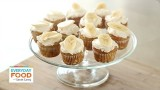 Banana Cupcakes with Honey-Cinnamon Frosting – Everyday Food with Sarah Carey