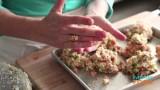 Pinto-and-Rice Burgers | Everyday Food with Sarah Carey