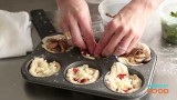 Mini Deep-Dish Pizzas | Everyday Food with Sarah Carey